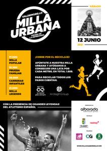 Valdemorillo, capital del deporte también con su Milla Urbana Virgen de la Esperanza, llevando a sus calles a las leyendas del atletismo español