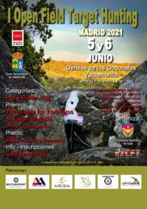 La Dehesa de los Godonales de Valdemorillo acoge este fin de semana el I Open Field Target Hunting