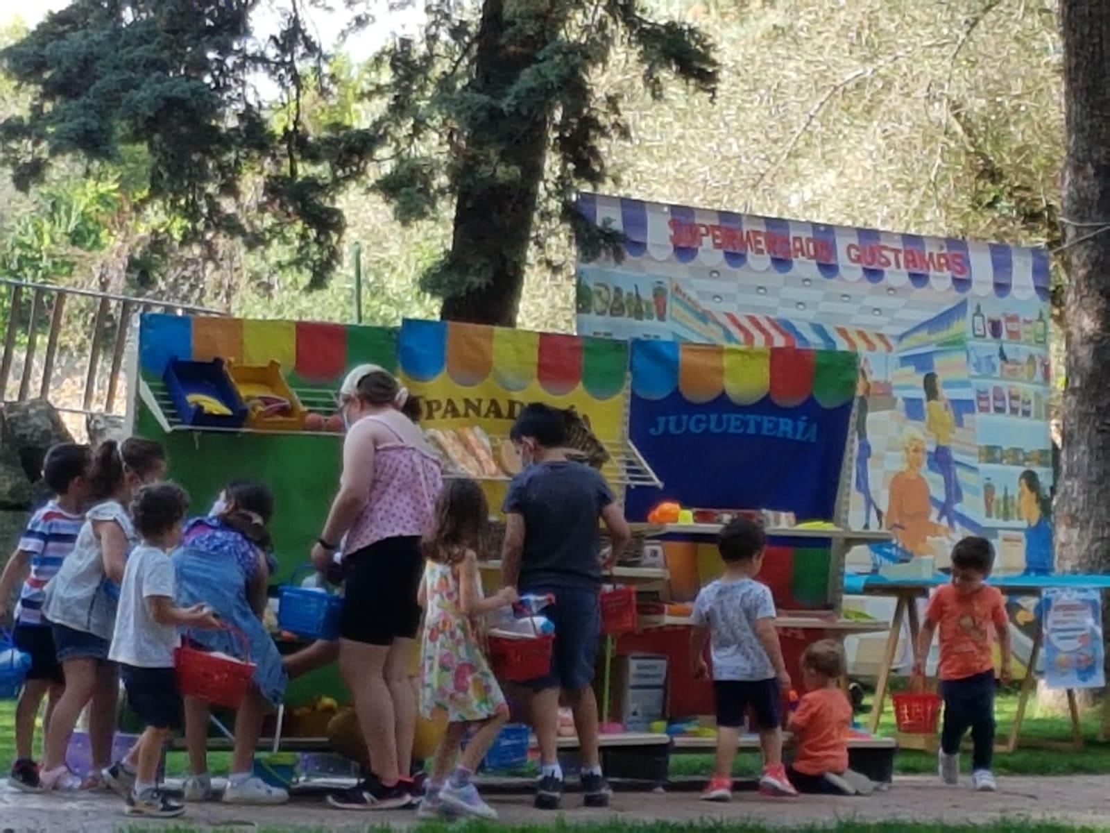 Más de 150 menores de Valdemorillo estrenan sus vacaciones de verano divirtiéndose en igualdad