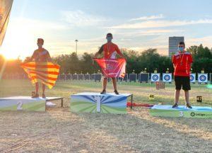 Miguel Rubio Garrido, el nuevo campeón de España cadete,  se trae a Valdemorillo las seis medallas ganadas  en los campeonatos nacionales de los que sale coronado para situarse ya entre las grandes promesas del tiro con arco