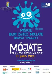 El domingo 11 de julio Mójate por la Esclerosis Múltiple también en Valdemorillo