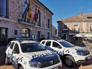 El descenso en el número de robos y otros delitos contra el patrimonio junto al aumento de detenciones sitúan a Valdemorillo como uno de los municipios más seguros