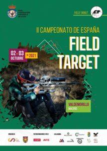 Valdemorillo acoge el  II Campeonato de España de Field Target a disputar el 2 y 3 de octubre en la Dehesa de los Godonales